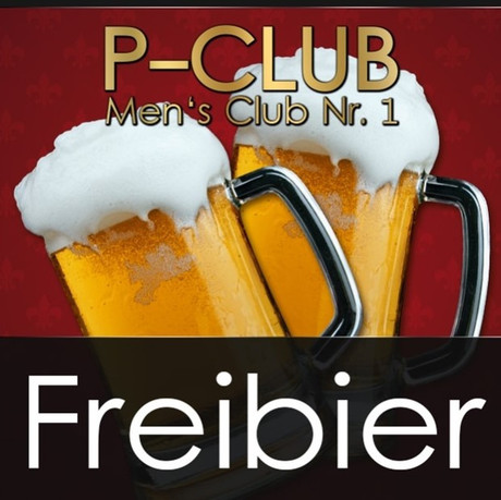 Freibier im Sauna / FKK Club P-Club Handewitt/Flensburg (D) in Handewitt