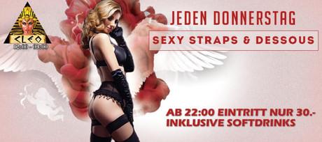 Dessous/Lingerie Day im Sauna / FKK Club Cleoclub Bargen/Biel (CH) in Bargen