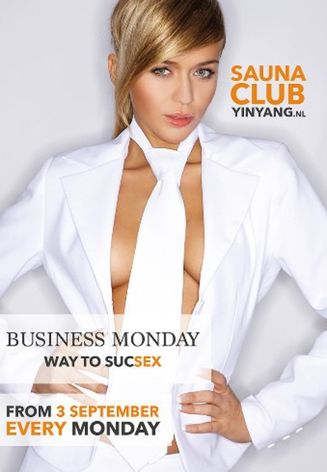Business Monday Way to Sucsex im Sauna / FKK Club Yin Yang Roermond (NL) in Roermond
