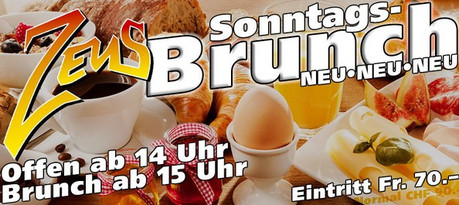 Brunch im Sauna / FKK Club Zeus Küssnacht (CH)  in Küssnacht am Rigi SZ
