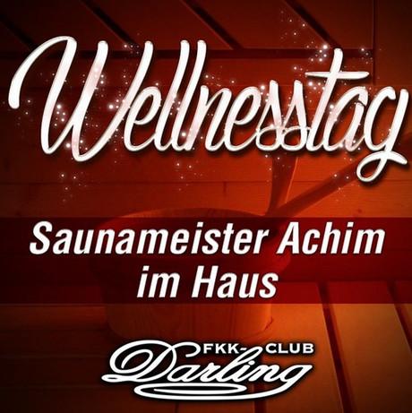 Wellness Day im Sauna / FKK Club FKK Darling Nidderau/Frankfurt (D) in Nidderau